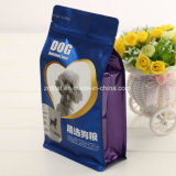 Bolso de empaquetado de animal doméstico de la impresión colorida atractiva del alimento