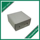 Коробка пластичной ручки картонной коробки упаковывая с ручкой свободно конструирует