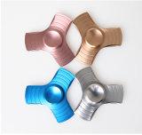 Подгоняйте волчок напальчника металла цвета анти- давления игрушки подарка Multi