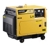 Generatore diesel silenzioso Kde6500T/T3 di Kipor 5kw con AVR