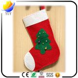 Belles et chaudes chaussettes de vente de Noël et le chapeau promotionnel de Noël pour des cadeaux de décoration de Noël