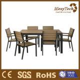 تصميم حديث [بس] خشبيّ طاولة وكرسي تثبيت حديقة أثاث لازم مجموعة