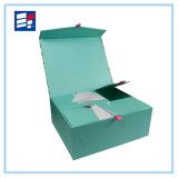 Jewerlryを包むためのカスタム手すき紙のギフト用の箱