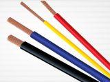 Fio da energia/fios/fio elétricos isolados Copper/PVC do edifício