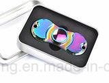 Hilandero colorido de aluminio del dedo de la alta calidad por hasta 2-3 minutos
