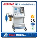 Attrezzature mediche della macchina di anestesia del modello standard di Jinling-01b
