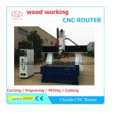 安い価格! ! 機械4軸線の彫版のルーターの価格を切り分けるJcw1325hl 3D