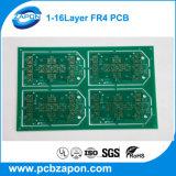 Fr4 Tg170 1.6mm Tweezijdige PCB, Geplateerd Goud