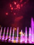 Caratteristiche esterne dell'acqua delle fontane di acqua della fontana musicale della fontana di acqua della fontana