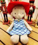 O elefante original canta a boneca do luxuoso