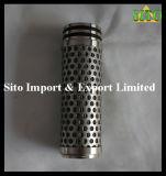 Filtro perfurado do filtro do engranzamento do filtro do engranzamento do aço inoxidável
