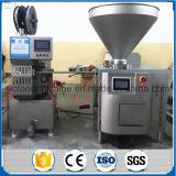 Máquina automática dos enchimentos da salsicha do vácuo para a venda