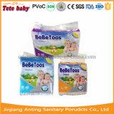 Verwend Slaperig OEM van de Luier van de Baby Beschikbaar Merk (de Luier van de Baby Bebetoos)