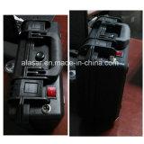 Antena interna e bateria do Uav do zangão do jammer Handheld & portátil do mini indicador do LCD da mala de viagem