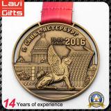 Горячая таможня сбывания резвится медаль металла сувенира с талрепом