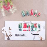 Nova vindima Verão De Frutas Transferência De Nail Art Sticker Etiqueta De Unha