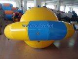 Attuatore gonfiabile del Saturno come giocattolo della sosta dell'acqua