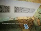 ISO18000-6c Impinj Monza4 E42 RFIDチップはUHFのぬれた象眼細工に付ける