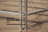 Panneaux de corral de yard de bétail utilisés par qualité pour le bétail