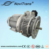 Motores flexibles trifásicos del motor síncrono del imán permanente con el gobernador de velocidad (YFM-160/G)