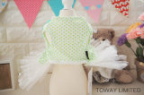 Lovely Summer Dog Dress Printing Dots Tutu Jupes pour animaux de compagnie