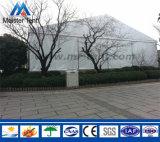 Tenda di alluminio bianca del Corridoio della chiesa del blocco per grafici da vendere
