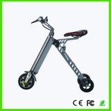 Liga de alumínio ultralight 8 polegadas scooter elétrico dobrável