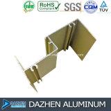 Perfil de aluminio de Nigeria de los surtidores de China para la ventana y la puerta modificadas para requisitos particulares