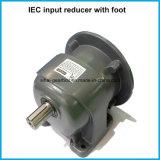 Schraubenartiges Getriebe mit Iec-Input-Reduzierstück-Kraftübertragung-Gerät