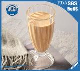 Cuvette de café en verre anti-calorique de silicium élevé de bore 230ml