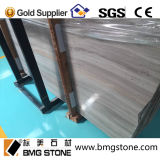 Neue weiße hölzerne Marmorplatten 2cm