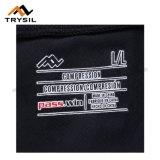 Mann-Sport-Hemd und Gamaschen für Gymnastik-Klage