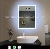 Specchio chiaro della stanza da bagno di 5050 SMD Frameless LED per il progetto dell'hotel