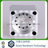 La alta precisión que molía/molió piezas trabajadas a máquina CNC