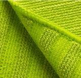 부엌 청소 PP 필라멘트 Microfiber 양이온 수건 (세척 접시)