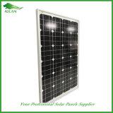 Mono низкая цена высокого качества солнечной системы 80W в Дубай