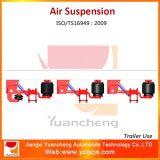 Ycas-007 Nan-Tchang Drie Assen die Opschorting van de Aanhangwagen van de Opschorting van de Lucht de Duitse opheffen