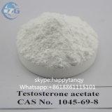 Tester un acétate de testostérone de poudre de Ta de stéroïde