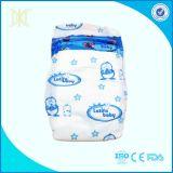 Комфорта пеленки младенца мягкого касания фабрика Китай пеленок младенца сухого сонного пушистая
