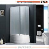 O compartimento barato do chuveiro do vidro Tempered faz sob medida Roma-um