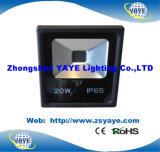 Iluminação de inundação do diodo emissor de luz da ESPIGA luz/50W da inundação do diodo emissor de luz da ESPIGA 50W do Sell de Yaye 18 a melhor com 3 anos de garantia