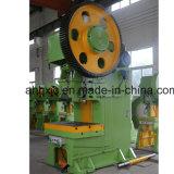 구멍을 뚫고 금을 내기를 위한 J21 100t C 유형 고침 테이블 기력 압박 기계