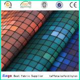 Высокопрочный PVC Coated Оксфорд 900d делает ткань водостотьким печати для багажа