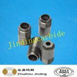 De Pijpen van het Carbide van het wolfram voor de Boring van de Olie en van het Gas die in Fabrikant Zhuzhou wordt gemaakt