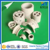 Emballage fait au hasard en céramique de résistance à haute teneur en acide
