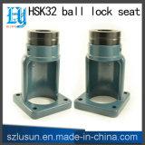 마운트 정착물을 강화하는 Hsk32 공 자물쇠 시트
