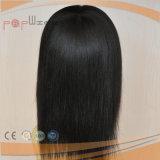 Фронт шнурка верхнего коэффициента человеческих волос ранга полный весь парик женщин Handtied (PPG-l-0837)