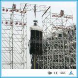 Aluminiumzeile Reihen-Lautsprecher-Binder-hängender Lautsprecher-Binder