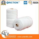 4300 productos del hilado de la fibra de cerámica del aislante de la fibra de cerámica