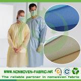 Ткань PP Spunbond Nonwoven используемая для устранимых продуктов